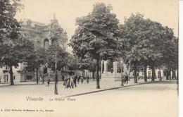 VILVORDE - La Grand Place - Vilvoorde
