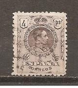 España/Spain-(usado) - Edifil  279 - Yvert  253 (o) - Oblitérés