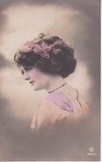 AK Dame Mit Haarschleife - Ca. 1910 (28472) - Frauen