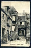 VILLEDIEU . Cour Aux Moines . Voir Recto - Verso    (U199) - France