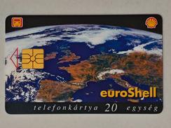 Hungary - K-1997-12 Euroshell 2500ex Mmm - Hungary
