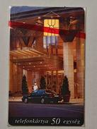 Hungary - K-1997-14 Hotel Kempinski 2500ex Sealed Mmm - Hungary