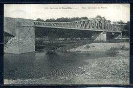 SOUILLAC . Pont Métallique De Pinsac . Voir Recto - Verso    (U203) - Souillac