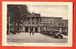 D1341  Wuppertal Elberfeld Hauptbahnhof  Gelaufen In 1934 Nach Schweiz - Wuppertal