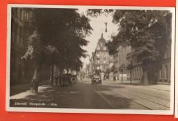 D1343  Wuppertal Elberfeld  Königstrasse Mitte Gelaufen In 1931 Nach Schweiz, Briefmarke Fehlt. - Wuppertal