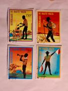 HAUTE-VOLTA  1973  LOT# 3  SCOUT - Haute-Volta (1958-1984)