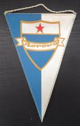 NK BOROVO FOOTBALL CLUB CALCIO OLD PENNANT - Deportes