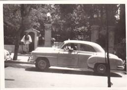 STUDEBAKER - FOTOGRAFIA DEGLI ANNI 50 AD ATENE - Automobiles