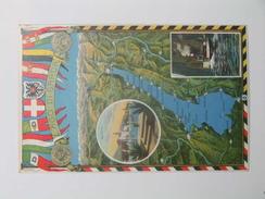 Brescia 84 Lago Di Garda Gardone Ship Vapore Ed Ottmar Zieher 1920 - Brescia