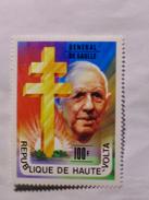 HAUTE-VOLTA  1977  LOT# 10  De GAULLE - Haute-Volta (1958-1984)
