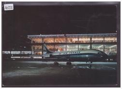 FORMAT 10x15cm - AVION CARAVELLE D'AIR FRANCE SUR L'AEROPORT DE PARIS ORLY - TB - 1946-....: Moderne