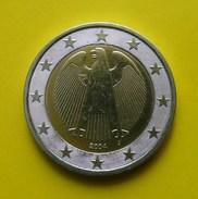 Münzen, EURO, BRD, 2 Euro, 2004 - J - Deutschland