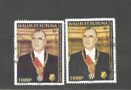 753   Personnalité   Variété   2 Teintes   (pag15) - Used Stamps