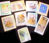 Japan KILOWARE StampBag 1 KG (2LB-3oz) [Vrac Timbres, Massenware Briefmarken, Mezclas Sellos, Alla Rinfusa] - Collections, Lots & Séries