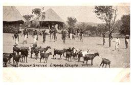 19623  Malawi  Likoma Island  Mission STation - Malawi
