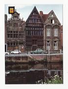 MECHELEN - Oude Gevels Langs De Dijle  (3369) - Mechelen