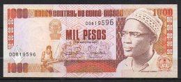 523-Guinée Bissau Billet De 1000 Pesos 1993 DD819 Neuf - Guinea-Bissau