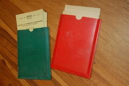 Cartes De Jeux Destinées à La Kermesse 1968 , 2 Pochettes - Jeux De Société