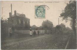 ESCAUDOEUVRES PASSAGE A NIVEAU - France