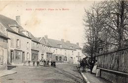- PIERRY -1905- Place De La Mairie - - France