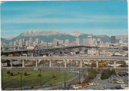 Vancouver: 4x VW BEETLE/KÄFER/COX, MG MIDGET MKIII, CARS, 'TOYOTA' NEON - Granville Street Bridge - (Canada) - Voitures De Tourisme