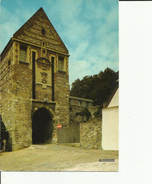 CPM SAINT VALERY SUR SOMME LA PORTE DE NEVERS 80.721.112 - Saint Valery Sur Somme