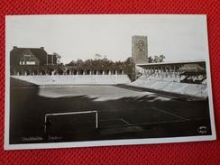 Stockholm Stadion Stadium Cartolina Stadio Postcard Stadion AK Carte Postale Stade Estadio - Calcio