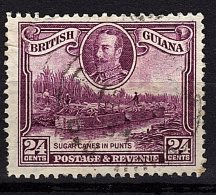British Guiana, 1934,  SG 294, Used (Wmk Mult Script Crown CA) - British Guiana (...-1966)