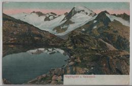Obergoms Nägelisgrätli Und Galenstock - Photo: Louis Glaser - VS Valais