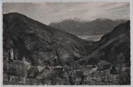 Mergoscia (Valle Verzasca) 735 M - Villa Sul Lago - Photo: W. Steck No. 725 - TI Tessin