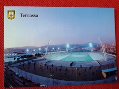 Terrassa Olympic Games Barcelona 1992 Municipal Stadium Cartolina Stadio Postcard Stadion AK Carte Postale Stade Estadio - Calcio