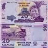 MALAWI       20 Kwacha       P-57a     1.1.2012       UNC  [ Sign. Ligoya ] - Malawi