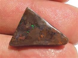 Australian Boulder Opal (11.2 Ct) - Ready For Setting - Opale