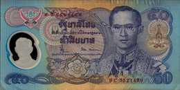 THAILANDE 50 BAHT De 1996nd  Pick 97  XF/SUP - Thailand
