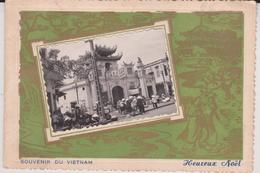 Vietnam Souvenir Du Vietnam  Heureux Noel - Vietnam