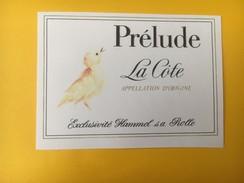 4052 -  Prélude La Côte Suisse Poussin - Musique
