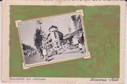 Vietnam Souvenir Du Vietnam  Heureux Noel Bonne Annee - Vietnam