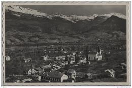 Bramois - Vue Generale - Photo: Perrochet No. 570 - VS Valais