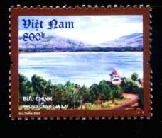 Vietnam Viet Nam MNH Perf Withdrawn Stamp 2005 : Landscape Of Gia Lai Province / Lake (Ms934) - Vietnam