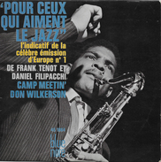 Don Wilkerson 45t. SP BLUE NOTE *camp' Meetin'* - Jazz