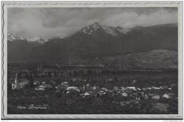Bramois - Vue Generale - Photo: Perrochet No. 11804 - VS Valais
