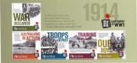Australia 2014 World War I Centenary Minisheet MNH - Ongebruikt