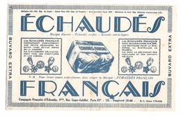 BUVARD - Biscuits ECHAUDES FRANCAIS - Cake & Candy
