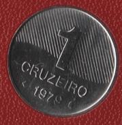BRASIL 1 CRUZEIRO 1979  KM# 590 - Brésil
