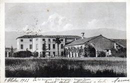 BASSANO VENETO - CA' BARONCELLI - VILLA BORTOLOTTO - VICENZA - VIAGGIATA - Vicenza