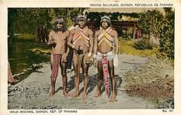 AMERIQUE - 010517 - PANAMA - Indios Salvajes Darien Republica De Panama - Panama