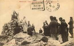 ESPAGNE - 010517A - BENASQUE - Misa Celebrada En El Pico De Aneto - Huesca