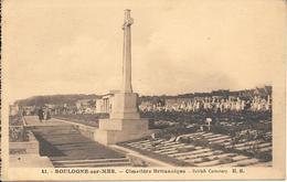 62 BOULOGNE SUR MER Le Cimetière Britannique British Cemetery - Boulogne Sur Mer