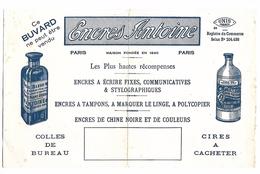 BUVARD - Encres ANTOINE - Stationeries (flat Articles)