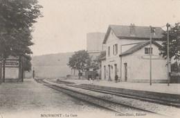 CPA 52 BOURMONT LA GARE - Bourmont